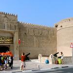 Dubai Museum & Al Fahidi Fort, Bur Dubai